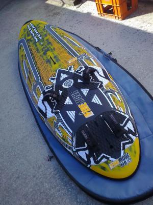 Apollo windsurf club - Tavola windsurf slalom usata ...